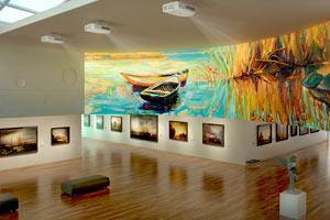 Решения Epson про музеев, галерей, выставочных залов